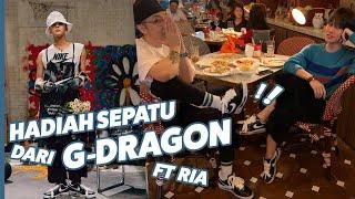 Download lagu Dapat hadiah dari G-DRAGON (ft Ria SW)