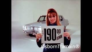 1966 Padre Dodge Dart Commercial - DodgeRebellion - San Diego CA