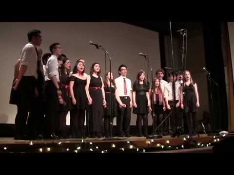 UBC A Cappella - 'Gulf War Song' - Moxy Früvous