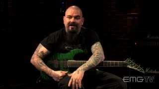 chris canella jackson guitars talks emg 81x and 85x guitar pickups
