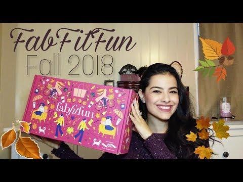 FabFitFun Fall 2018 First Time Review