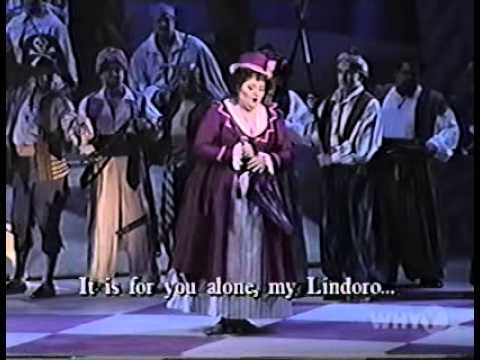 Rossini Italiana in Algeri Philadelphia 2000 1