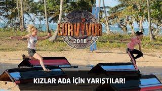 Survivor 2018 | 6. Bölüm | Kızlardan baraka için nefes kesen mücadele