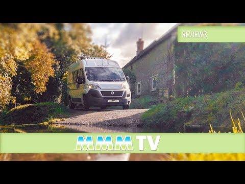 MMM TV motorhome review – Sunlight Cliff 540 campervan