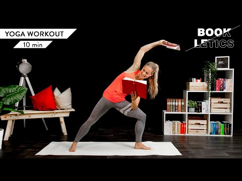 BOOKLETICS: Yoga mit Corinna Frey