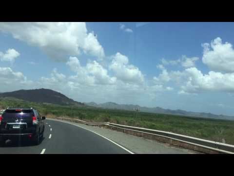 Driving in Panama - A Short Clip