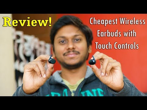 Cheapest Truly Wireless Earbuds with Touch Controls    - YouTube