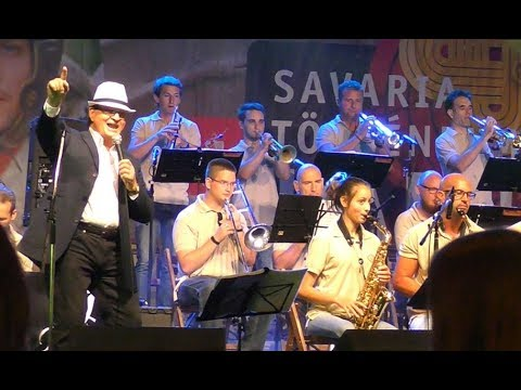 Isis Big Band és Romeo Dell' Amico - Savaria Történelmi Karnevál 2017.  4K