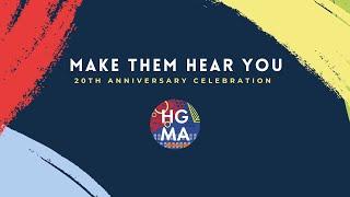 Make Them Hear You 2021: 20th Anniversary Celebration