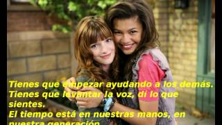 Shake It Up---Sibel Redzep---Our Generation---Subtitulado español