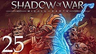 Middle Earth Shadow of War Gameplay Walkthrough Part 25: My Nemesis, Steam