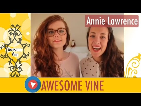 Download Youtube: Annie Lawrence Vine Compilation (BEST ALL VINES) ULTIMATE HD