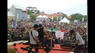 Second Civil - Aku Kau & Kenanganku (Live Perform at MLD ASJAP Music Fest 2014)