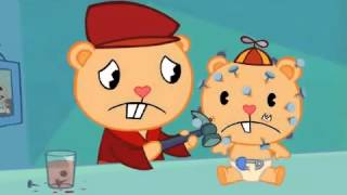 +18 Korkunç Çizgi Film 4 - Happy Tree Friends