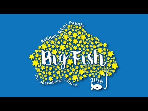 Holiday Actors 2015  Big Fish Production Camp Documentary