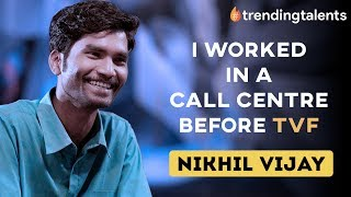 Life Story Of Nikhil Vijay | Trending Talents Episode 6 | Digital Commentary