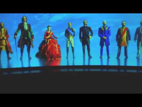 Ельцин центр мультфильм об истории россии