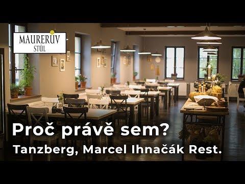 Tanzberg Boutique Hotel, Marcel Ihnačák Restaurant