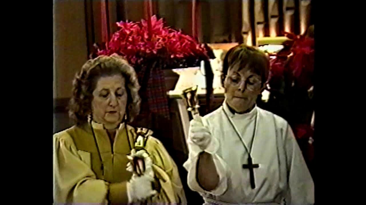 Mooers Methodists Christmas Eve  12-24-93