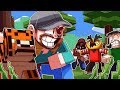 I AM THE TIGER KING OF OUR NEW MINECRAFT SERVER! - YouTube