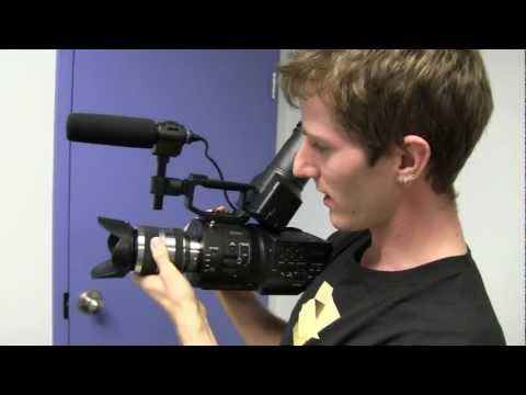 Sony FS700 Professional Video Camera Unboxing & First Look Linus Tech Tips