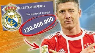 DESAFIO: aceitando TODAS AS PROPOSTAS (Bayern) | FIFA 18 Experimentos