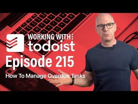 Why You Need To Stop Dating Everything In Todoist