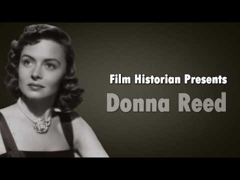 Donna Reed - Biography - [ Film Historian]