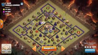 Bowler & Heiler, rh11 vs rh11, Clash of clans, coc, cw, 3 Sterne, Ü30 GmbH, Tschongo, th11 vs th11