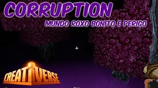 Creativerse - MUNDO ROXO (CORRUPTION)