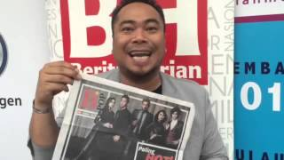 Acong promo B*POP