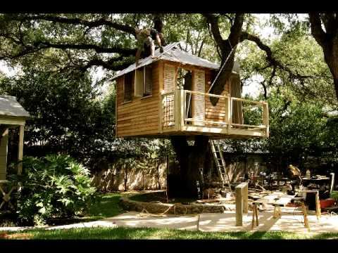 Tree House In A Week Youtube