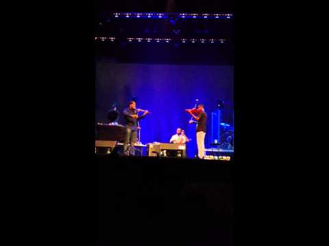 Black Violin Plumosa school of the arts