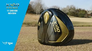 XXIO Prime 11 Driver Review by…