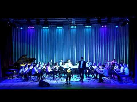 Отчетный концерт детского оркестра народных инструментов ГДШИ им. Г. В. Свиридова