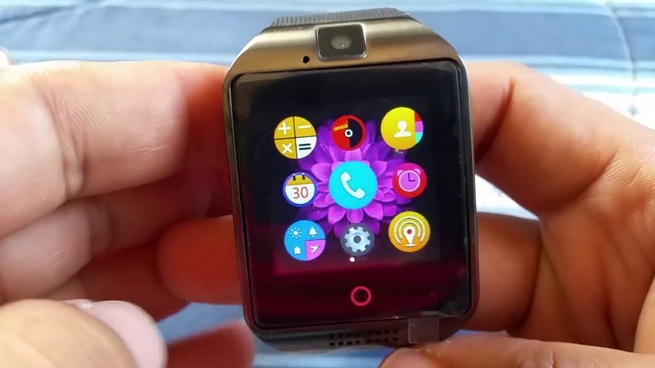 How to pair Q10 Smart Watch to Iphone 10 Plus