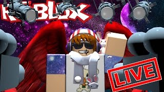 ROBLOX LIVE STREAM!!! PLAYING WITH VIEWERS!! COME JOIN!! *BIRTHDAY COUNTDOWN*
