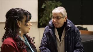 Chiara D'Angelo Intervista Adele Schirru VicePresidente FNC IPASVI