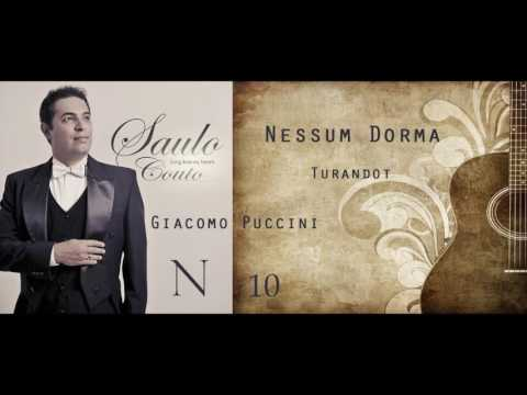 🎧 SAULO COUTO - Nessun Dorma - Turandot G. Puccini - (CD COMPLETO + DOWNLOAD) (LINK P/ DOWNLOAD)