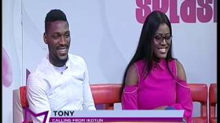 Tobi, Alex, Miracle And Nina On Entertainment Splash | 1st May 2018 thumbnail
