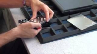 Fujitsu Siemens Festplatten-Einbaurahmen für den Multibay-Schacht (SATA)