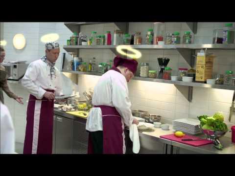 phim hài đầu bếp hay nhất kyxhr vietsub,tập 1