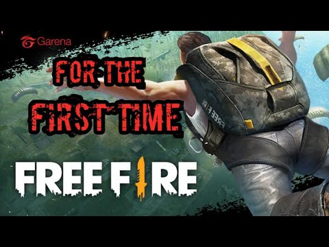 PLAYING FREE FIRE FOR THE FIRST TIME |NOOB|☣️Toxic Joker Gaming|☣️