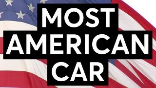 "What's the Most ""American"" Car You Can Buy? 