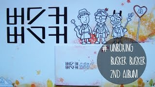 [Unboxing] Busker Busker 2nd Album Review