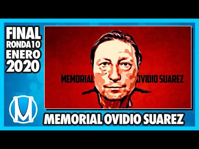 PARTIDA DE MUS - Final del Memorial Ovidio Suarez - Ronda 10