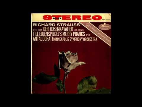 Richard Strauss Antal Dorati Conducts R Strauss