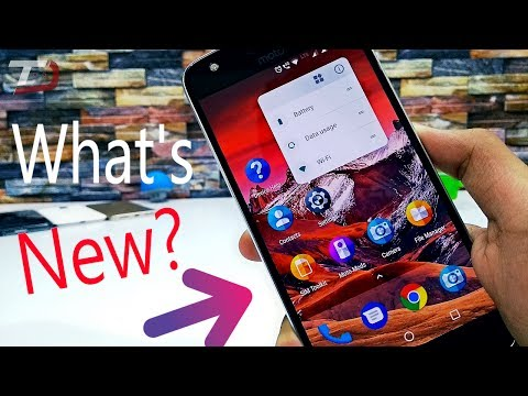 Moto Z Play Android 7.1.1: What