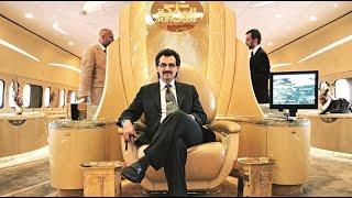 هكذا يعيش الشيخ الأغنى فى العالم