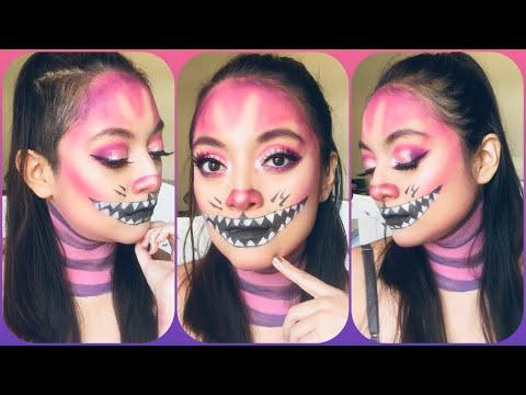 Cheshire Cat *Halloween Tutorial* 🎃🐱 thumbnail